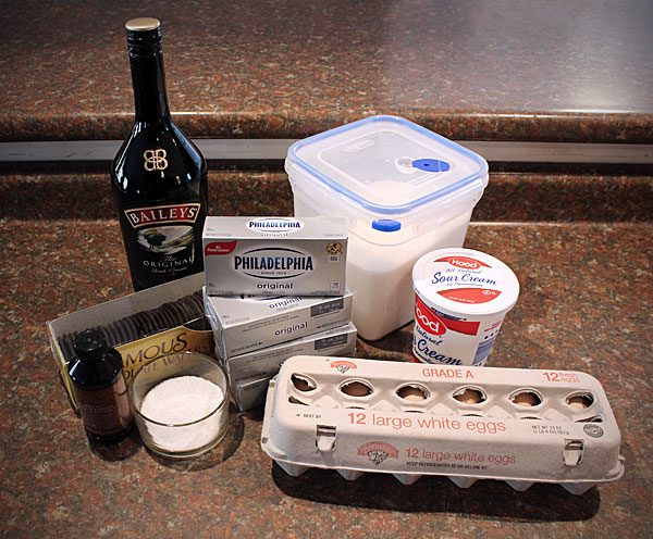 1-Dessert-Nerd-Bailey's-Bourbon-Cheesecake-ingredients