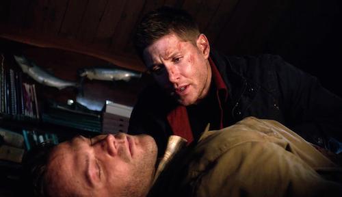 5 Supernatural SPN Season Eleven Episode Seventeen S11E17 Red Meat Dean Winchester Jensen Ackles Sam Jared Padalecki dead