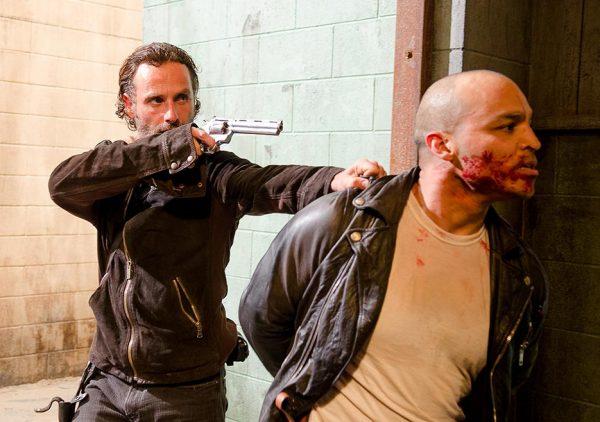 6 The Walking Dead Season 6 Episode 13 The Same Boat