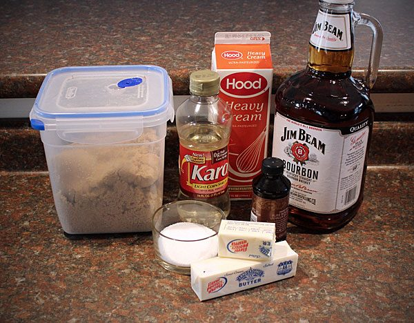 7-Dessert-Nerd-Bailey's-Bourbon-Cheesecake-sauce-ingredients