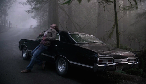8 Supernatural SPN Season Eleven Episode Seventeen S11E17 Red Meat Sam Winchester Jared Padalecki Impala Baby