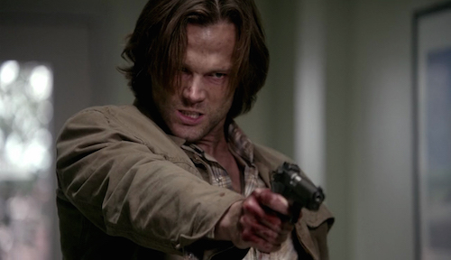 9 Supernatural SPN Season Eleven Episode Seventeen S11E17 Red Meat Sam Winchester Jared Padalecki