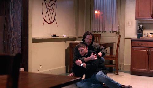 9 Supernatural SPN Season Eleven Episode Sixteen S11E16 Safe House Sam Dean Winchester Jared Padalecki Jensen Ackles