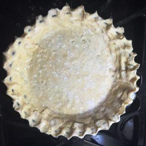 Catastrophe Kitchen - Cheesy Bacon Pie 3