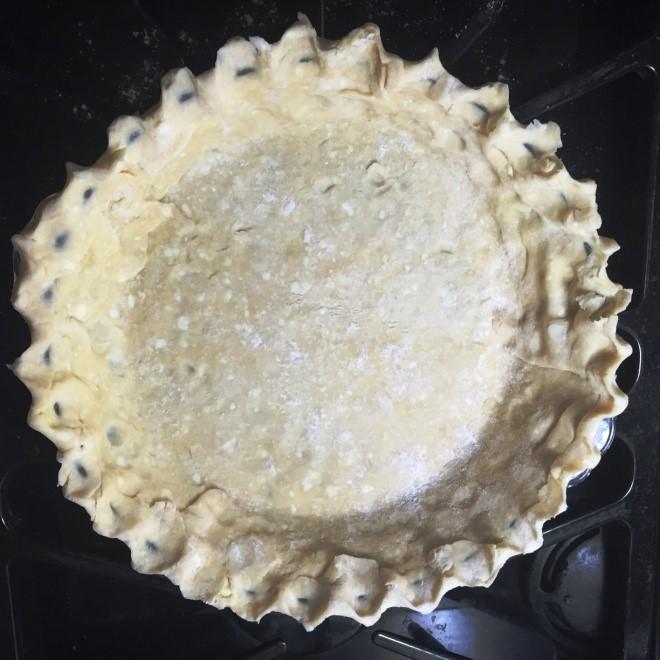 Catastrophe Kitchen – Cheesy Bacon Pie 3