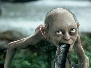 Vikings - Gollum Fish