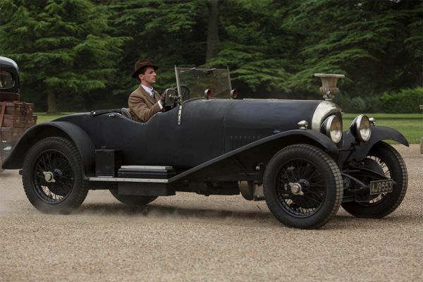 Downton Abbey - Series Finale - Henry car