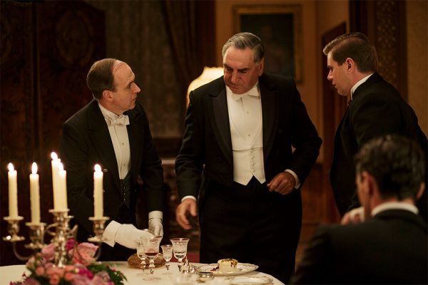 Downton Abbey - Series Finale - Carson