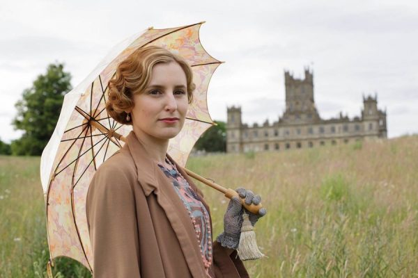Downton Abbey - Series Finale - Edith sad