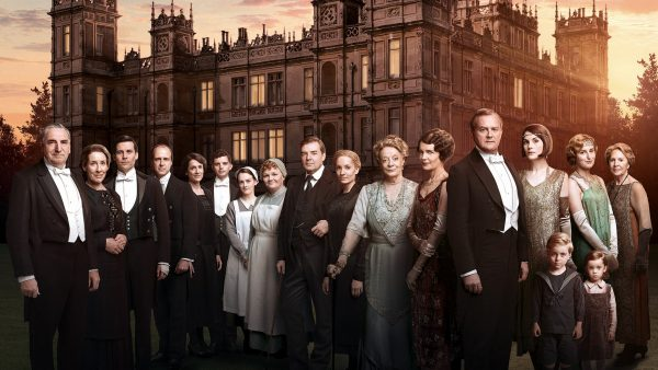 Downton Abbey - Series Finale - Cast Photo