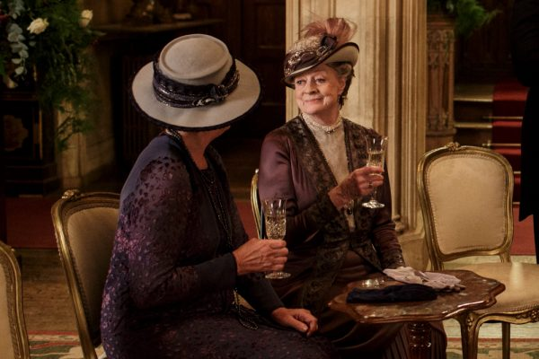 Downton Abbey - Series Finale - Violet & Isobel