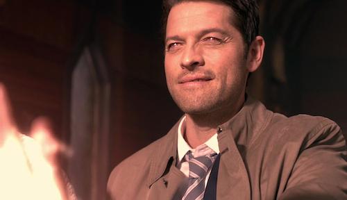 10 Supernatural Season Eleven Episode Eighteen SPN S11E18 Hells Angel Castiel Lucifer Misha Collins