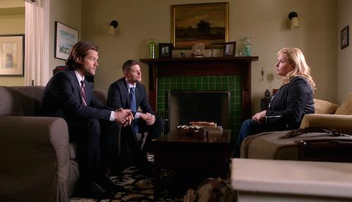 6 Supernatural Season Eleven Episode Nineteen SPN S11E19 The Chitters Sam Dean Winchester Jared Padalecki Jensen Ackles