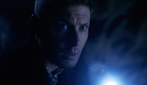 9 Supernatural Season Eleven Episode Nineteen SPN S11E19 The Chitters Dean Winchester Jensen Ackles