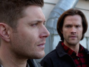 FI Supernatural Season Eleven Episode Eighteen SPN S11E18 Hells Angel Sam Dean Winchester Jared Padalecki Jensen Ackles