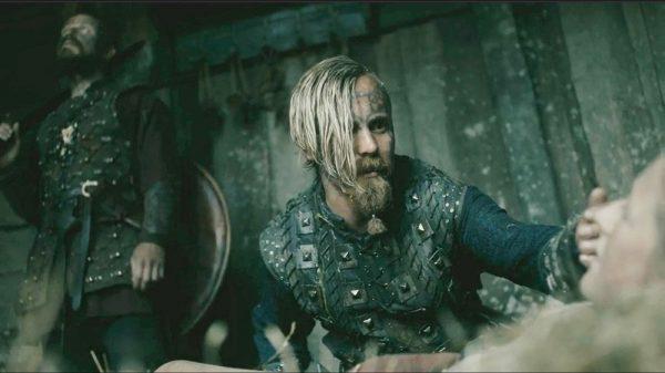 Vikings 4x9 Halfdan