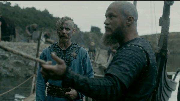 Vikings 4x8 Halfdan