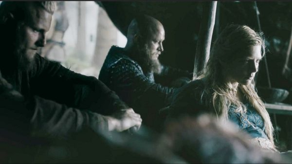 Vikings 4x9 Lothbrok Family