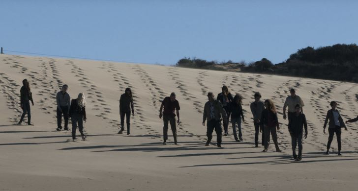 FTWD 2×3 Others! Others! Others!