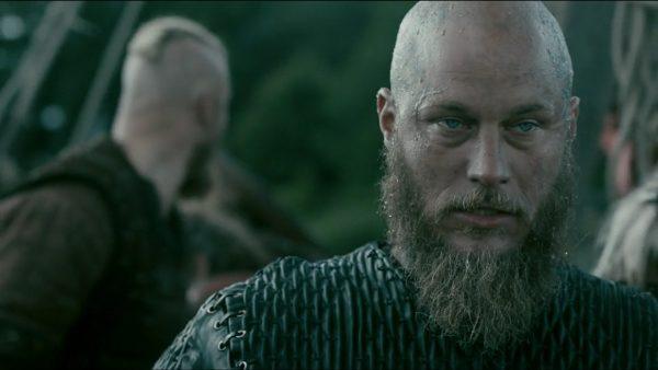 Vikings 4x7 Ragnar-crazy