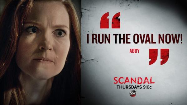 Scandal 5x17 Abby