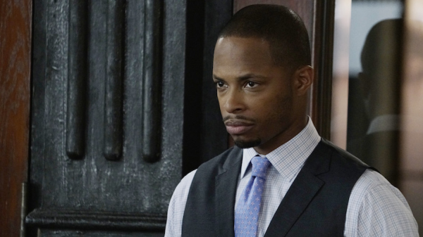 Scandal 5x17 Marcus