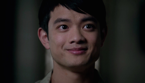 1 Supernatural Season Eleven Episode Twenty One SPN S11E21 All in the Family Kevin Tran Osric Chau