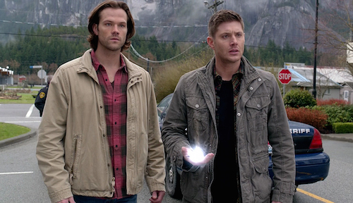 10 Supernatural Season Eleven Episode Twenty SPN S11E20 Call Me Shurley Jared Padalecki Jensen Ackles Sam Dean Winchester