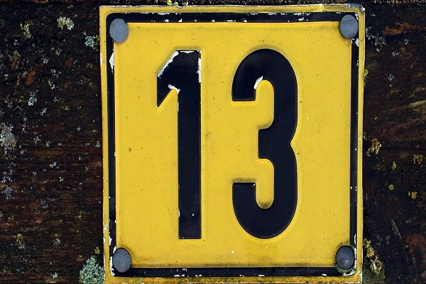Sweatpants pop culture 13 superstitions for friday the for 13 a table superstition