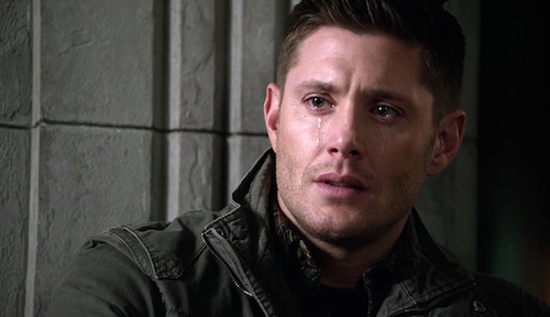2 Supernatural Season Eleven Episode Twenty One SPN S11E21 All in the Family Dean Winchester Jensen Ackles