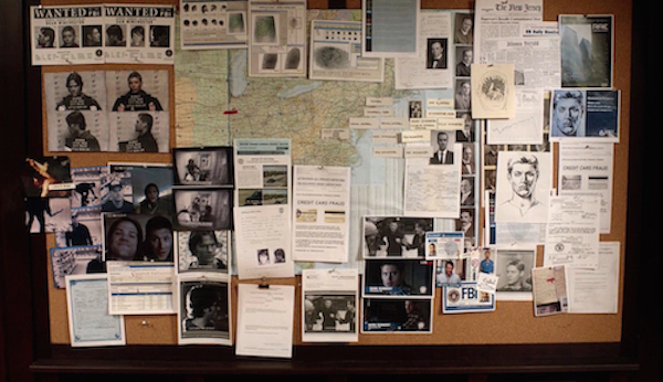 2 Supernatural Season Eleven Episode Twenty Three SPN S11E23 bulletin board