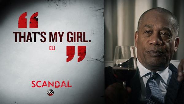 4. Scandal 5x21 - Eli