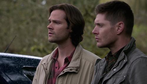 5 Supernatural Season Eleven Episode Twenty SPN S11E20 Call Me Shurley Jared Padalecki Jensen Ackles Sam Dean Winchester