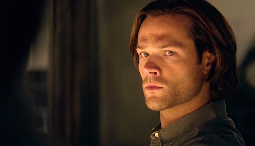 5 Supernatural Season Eleven Episode Twenty Two SPN S11E22 We Happy Few Sam Winchester Jared Padalecki