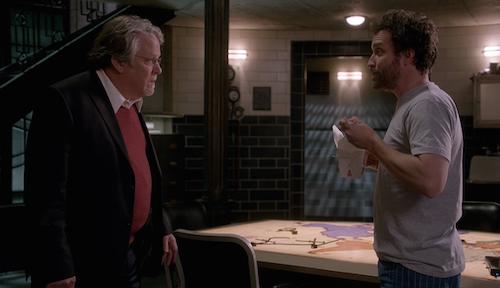 6 Supernatural Season Eleven Episode Twenty One SPN S11E21 All in the Family Donatello Prophet Chuck God Rob Benedict