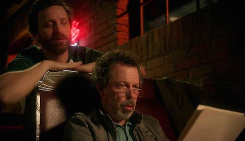6 Supernatural Season Eleven Episode Twenty SPN S11E20 Call Me Shurley Metatron Curtis Armstrong Chuck God Rob Benedict