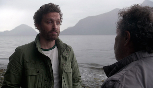 7 Supernatural Season Eleven Episode Twenty SPN S11E20 Call Me Shurley Metatron Curtis Armstrong Chuck God Rob Benedict