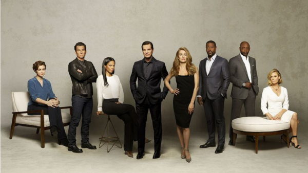 8. The Catch 2x8 - Cast