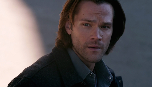 9 Supernatural Season Eleven Episode Twenty One SPN S11E21 All in the Family Sam Winchester Jared Padalecki