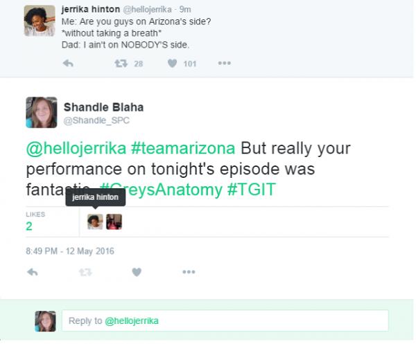 9. Oh Shit Shonda Moment
