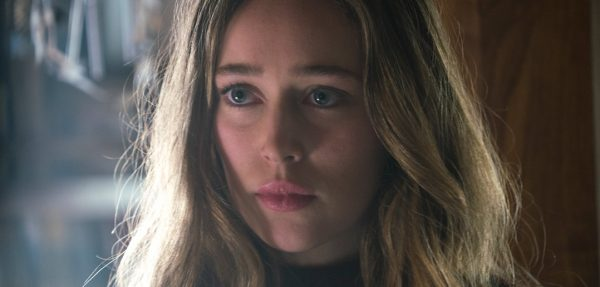FTWD 2x5 Alicia On Her Own