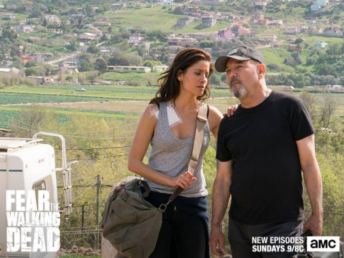 FTWD 2×6 Daddy Daughter Day