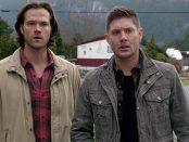 FI Supernatural Season Eleven Episode Twenty SPN S11E20 Call Me Shurley Jared Padalecki Jensen Ackles Sam Dean Winchester