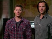FI Supernatural Season Eleven Episode Twenty Three SPN S11E23 Sam Dean Winchester Jensen Ackles Jared Padalecki