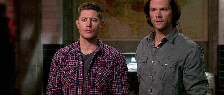 FI Supernatural Season Eleven Episode Twenty Three SPN S11E23 Sam Dean Winchester Jensen Ackles Jared Padalecki