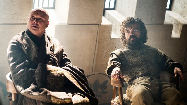 GoT 6x4 Tyrion and Varys in negotiation with the Masters