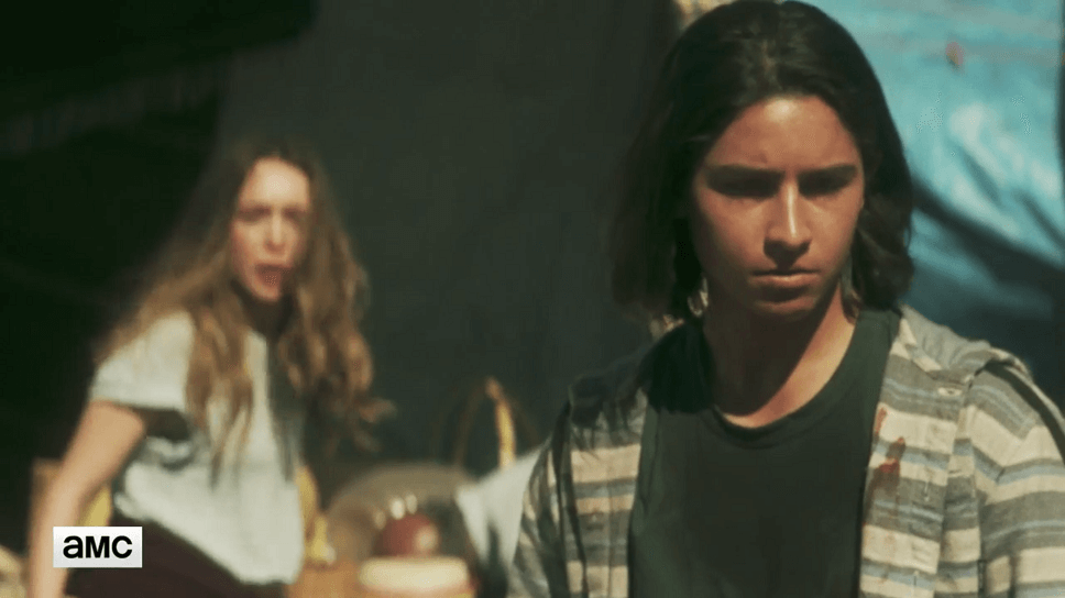 FTWD 2×6 Paralyzed by Fear or Just the World's Shittiest Step Son