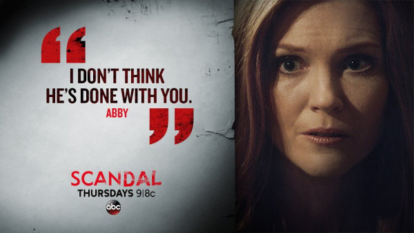 Scandal 5x20 Abby