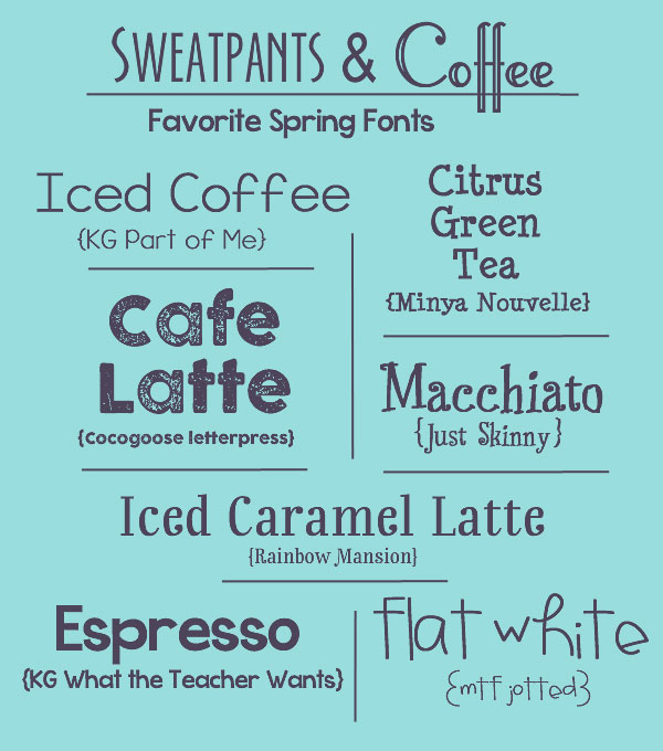 Sweatpants-&-Coffee-Favorite-Spring-Fonts-2016