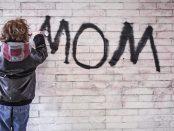 mom grafitti wp
